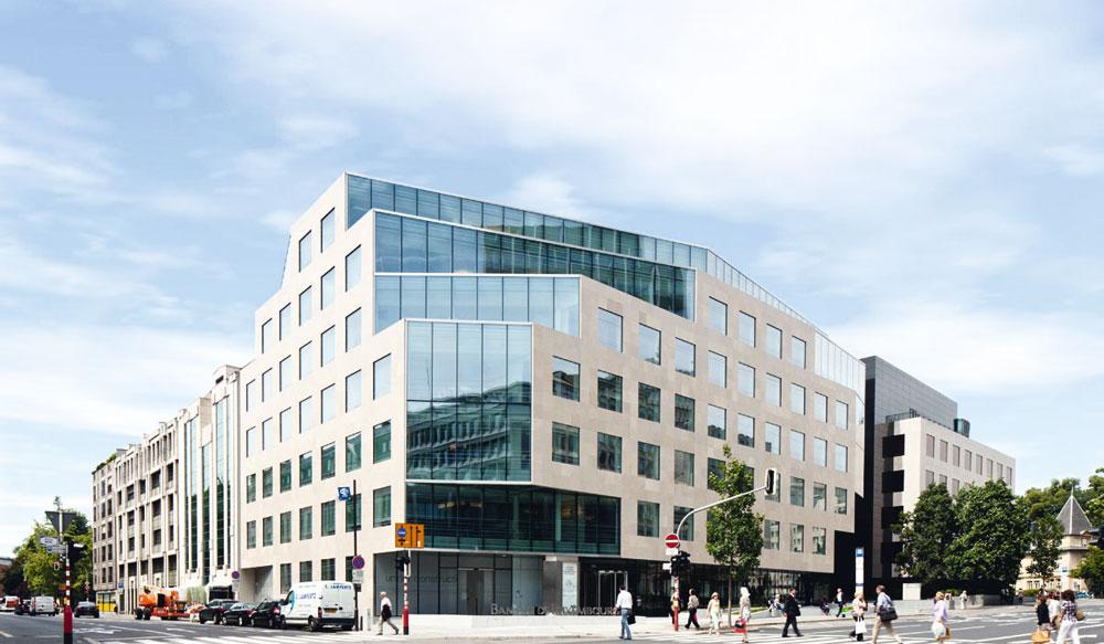 盧森堡國際銀行的作價高達百億元。