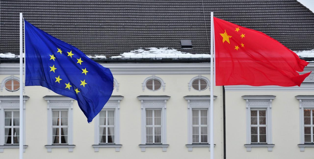 美國不斷向其他國家挑起貿易戰,令中國與歐盟走得更近。