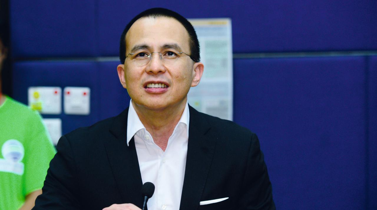 李澤楷於2012年創辦富衛集團。