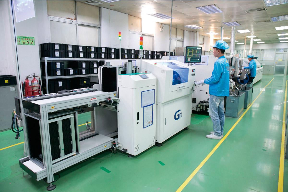 工業4.0認證,標誌著智能化生產的新標準。