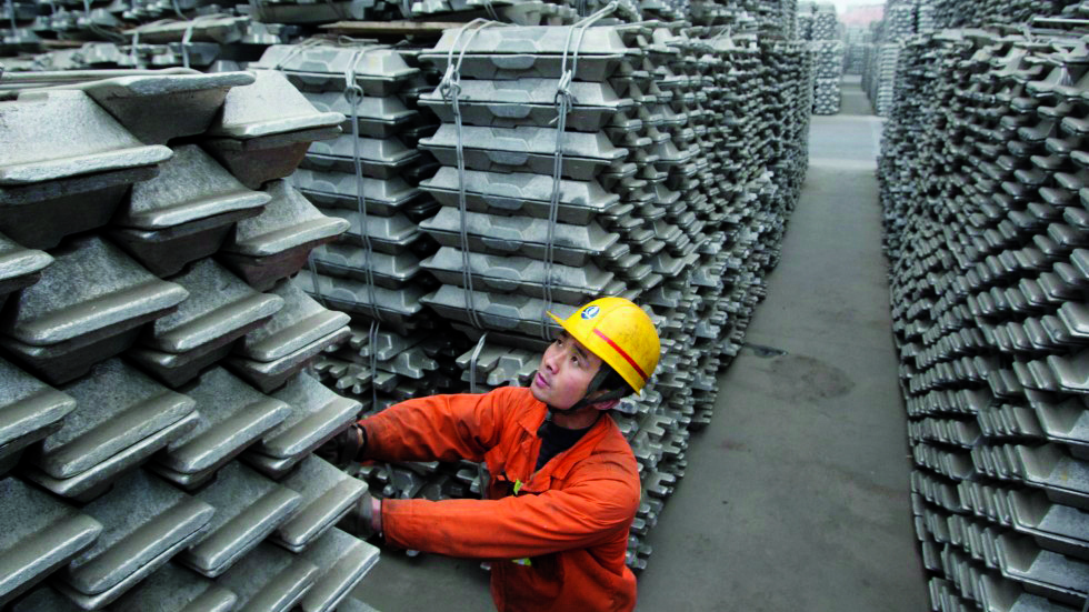 利記看好未來東南亞經濟發展對金屬原料需求增加。