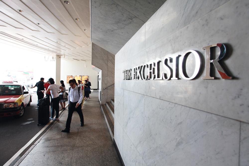 銅鑼灣怡東酒店已獲城規會批準可建成甲級商廈,市場估值高達300億元。