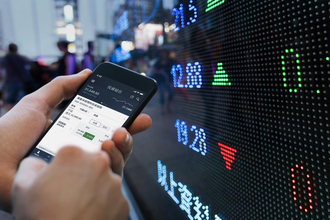 盈富基金複製恒生指數的表現,如對後巿看差的,可考慮沽空該股。