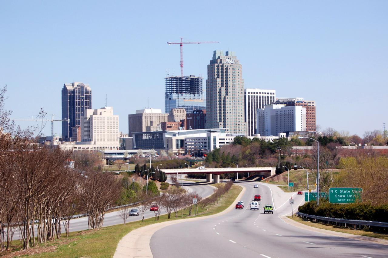 北卡的羅利(Raleigh)及夏洛特(Charlotte)成為全美最具競爭力房地產市場。
