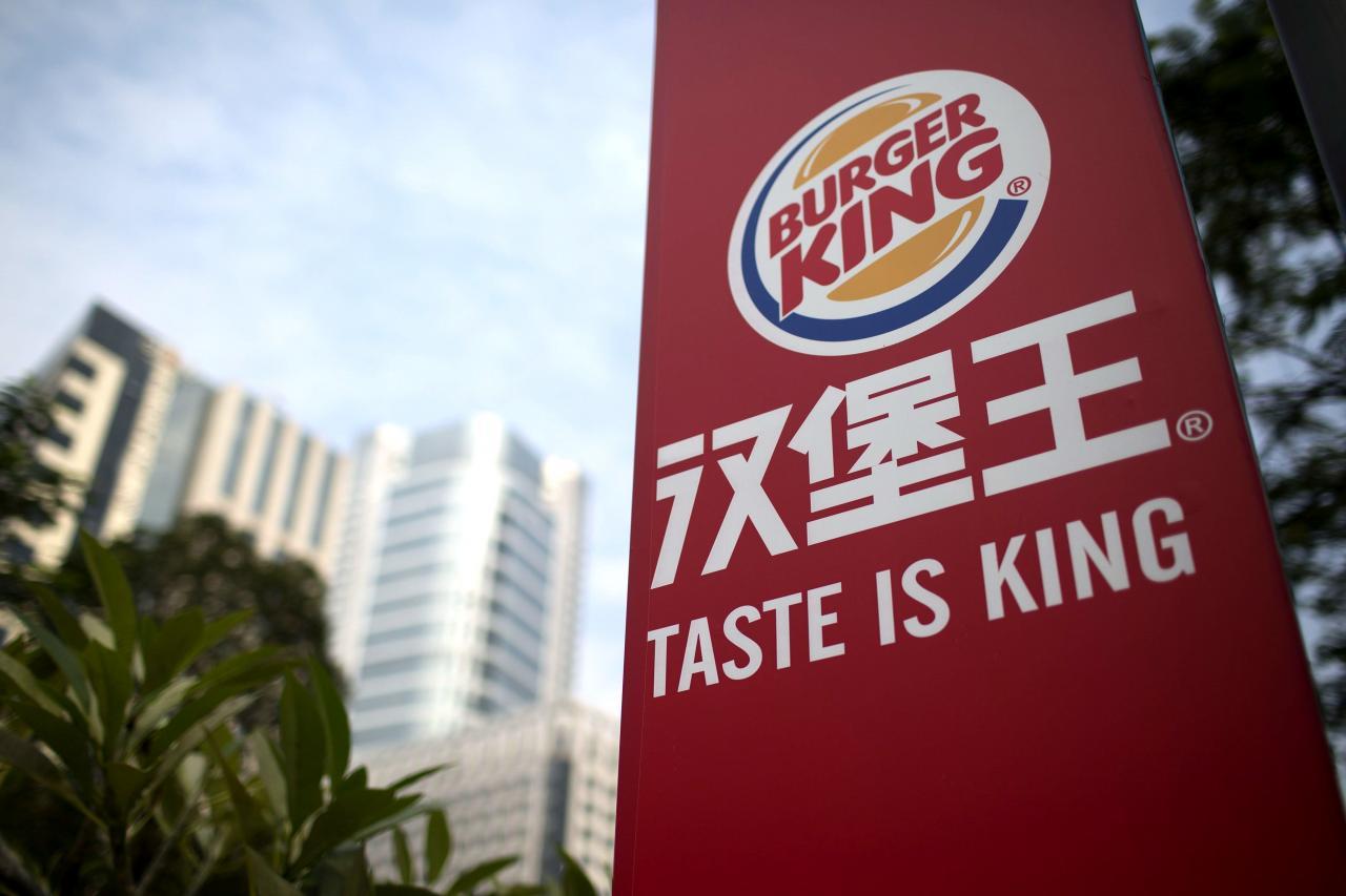 Burger King在中國150個城市經運超過一千家餐廳,是次上市計畫主要涉及中國業務。