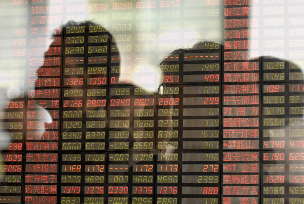 A股受外圍影響相對較輕,市場料A股短中線會跑贏港股。