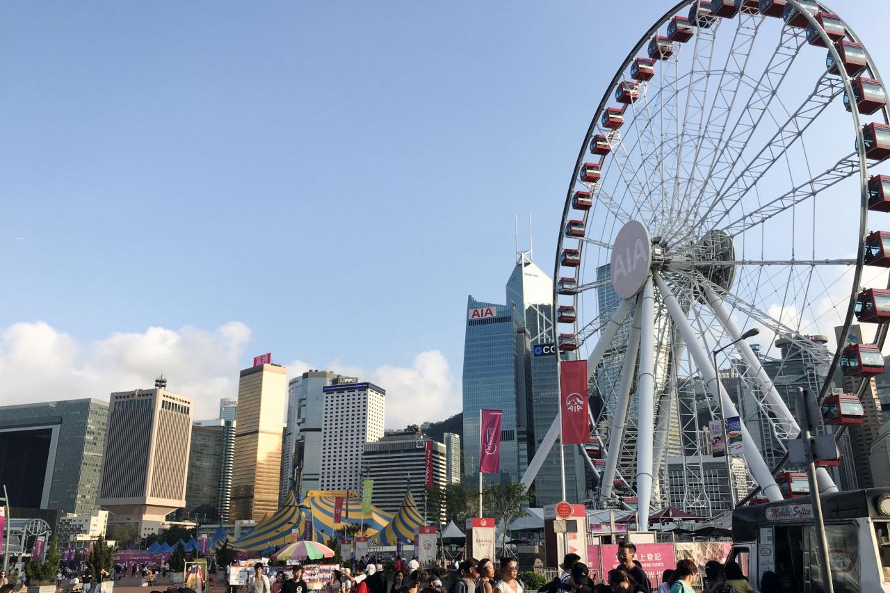 由於是大灣區內重要交通樞紐,香港遊可為灣區遊首站。