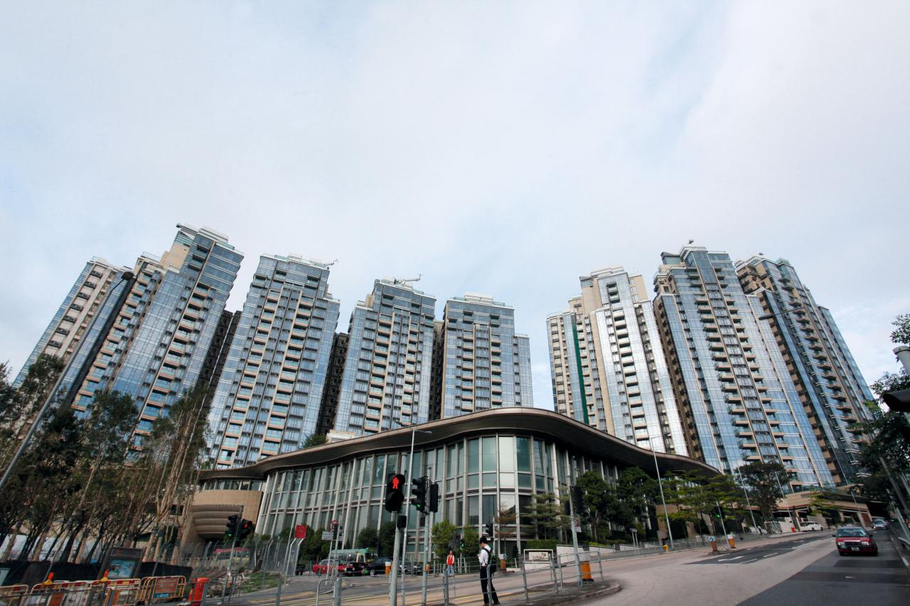 1月份買賣登記宗數最多的豪宅屋苑為何文田天鑄1期,錄26宗。