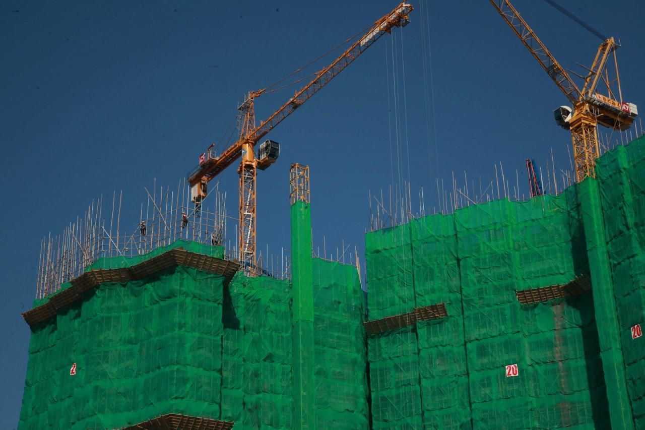 今明兩年住宅的供應量將創出15年新高。