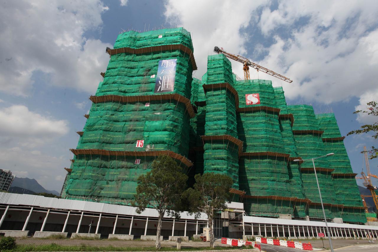 新地雲匯已獲批預售,發展商計畫於7月推售。
