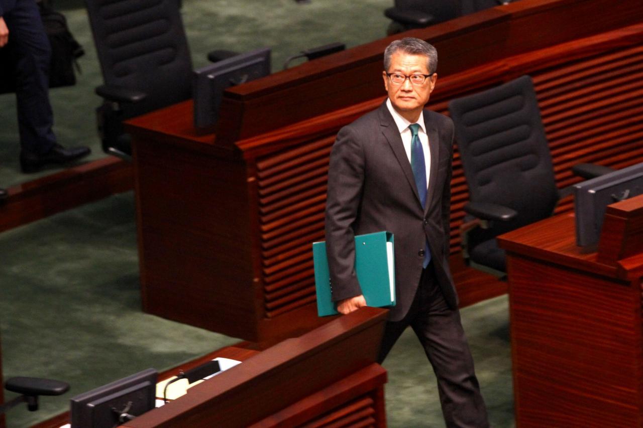 環保團體批評香港本年度預算案對環保政制著墨不多。