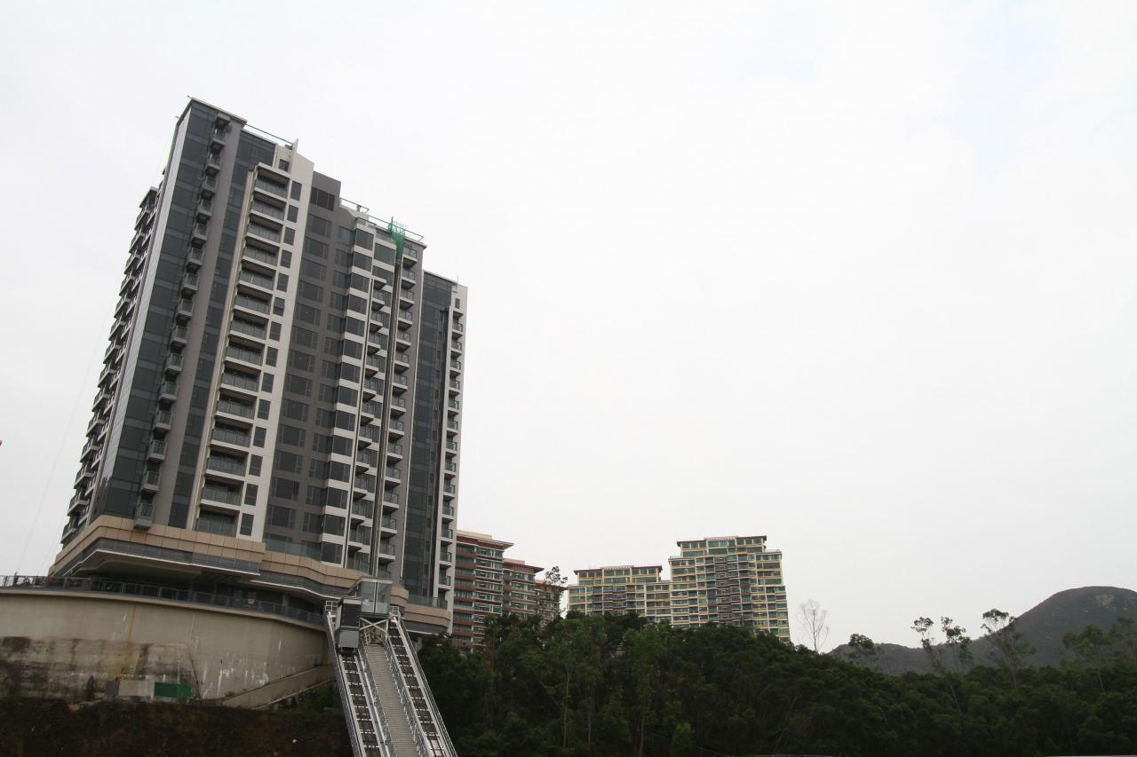 位於愉景灣的意堤共有196個分層住宅單位。