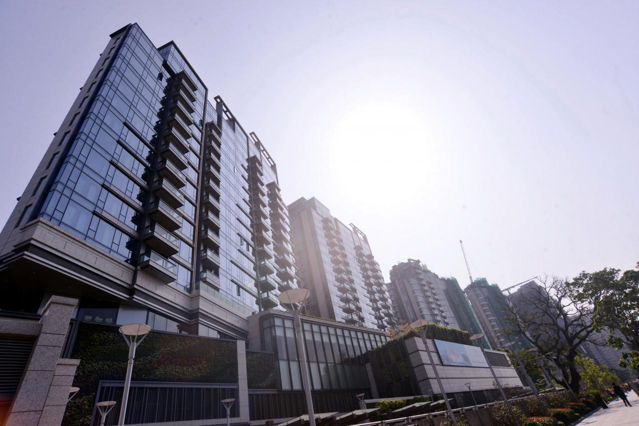 為避免繳付空置稅,新地海璇第6座改以服務式住宅租出,涉及140伙。