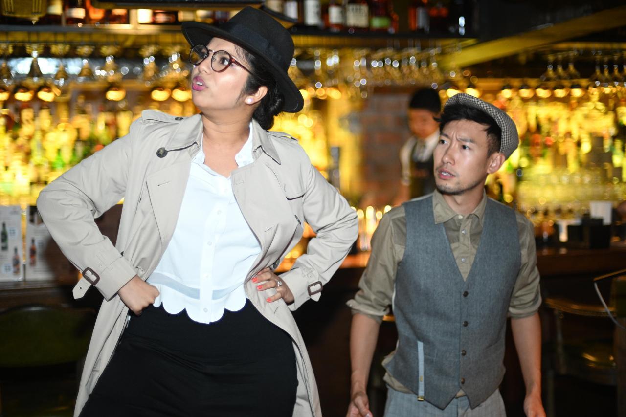 Glenfiddich 首度推出一日限定互動解謎品酒活動,把酒瓶變成有趣的解謎線索,透過「戲劇」讓一眾參加人士感受經典品牌的獨特之處。