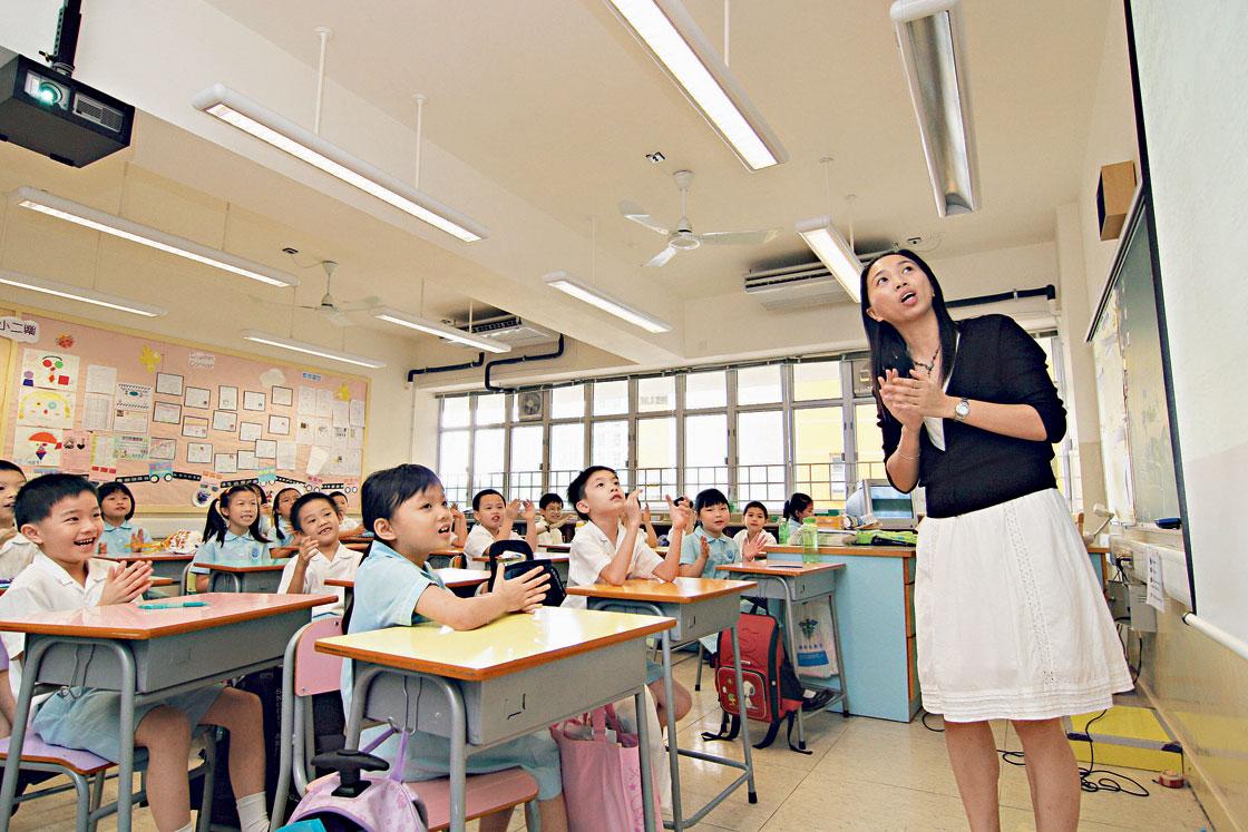 香港要成為智慧城市,應從學校入手培育人才。