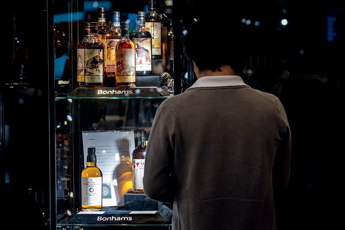 日本威士忌成為近年不少收藏家的熱捧對象。
