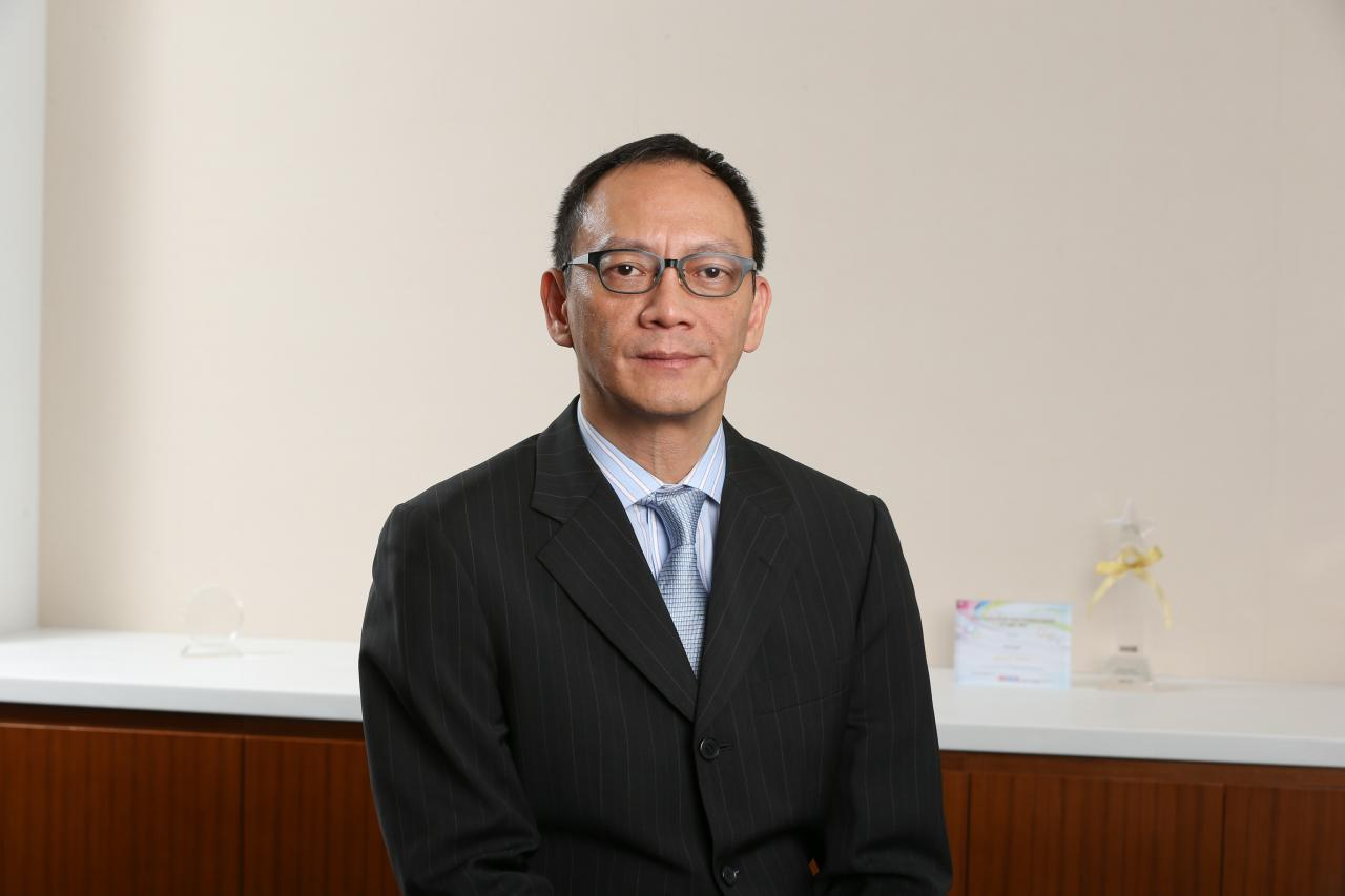 Equinix 香港區董事總經理譚國雄