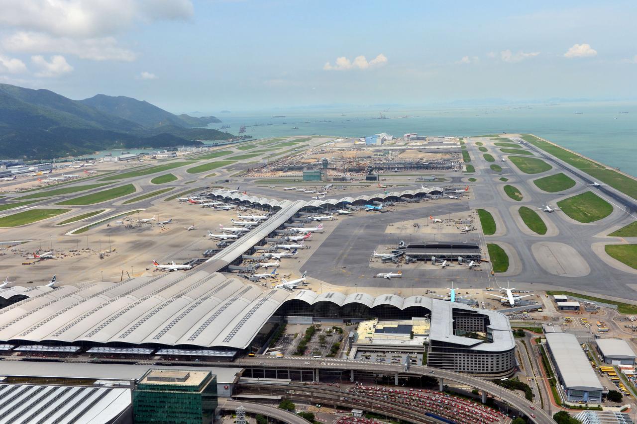 新世界發展的航天城計畫將包括5幢大廈。