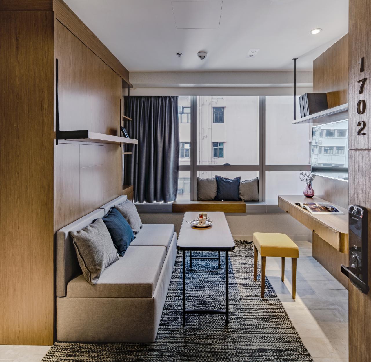活託邦Oootopia繼早前於啟德及大角咀開幕的共居項目,九月將於香港大學港鐵站附近落成第三個共居住宅項目活託邦 · 西環。