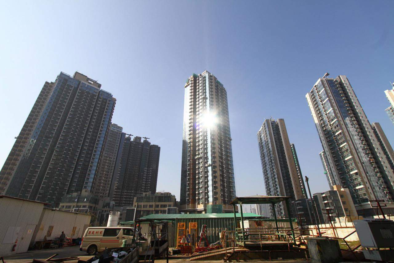 啟德發展區預料上半年會有4個焦點新盤入伙,合共提供3,300伙。