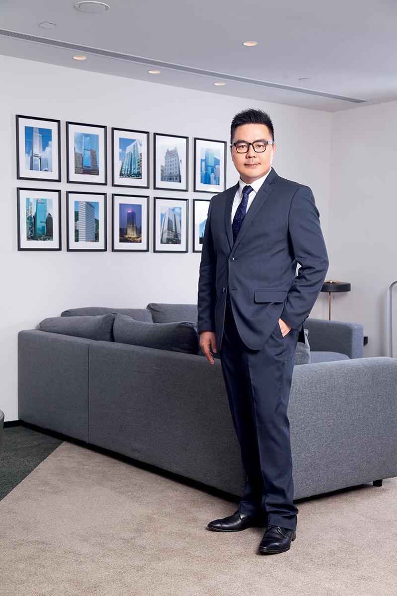 Gary Tai 戴翼飛「 友邦香港財富管理總監」