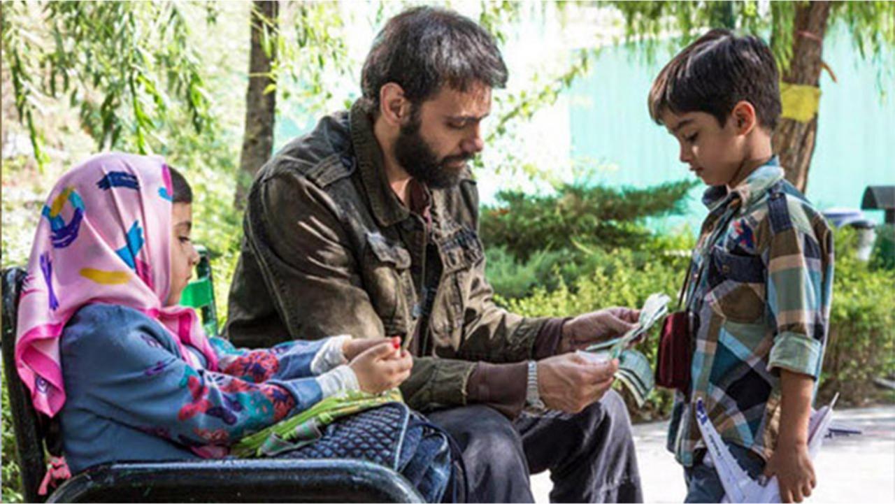 除了第二屆薩蘭托週之外,還有假香港藝術中心的古天樂電影院舉行的薩蘭托國際電影節,圖為由伊朗導演摩狄沙梅撒依執導的《告別72小時》。