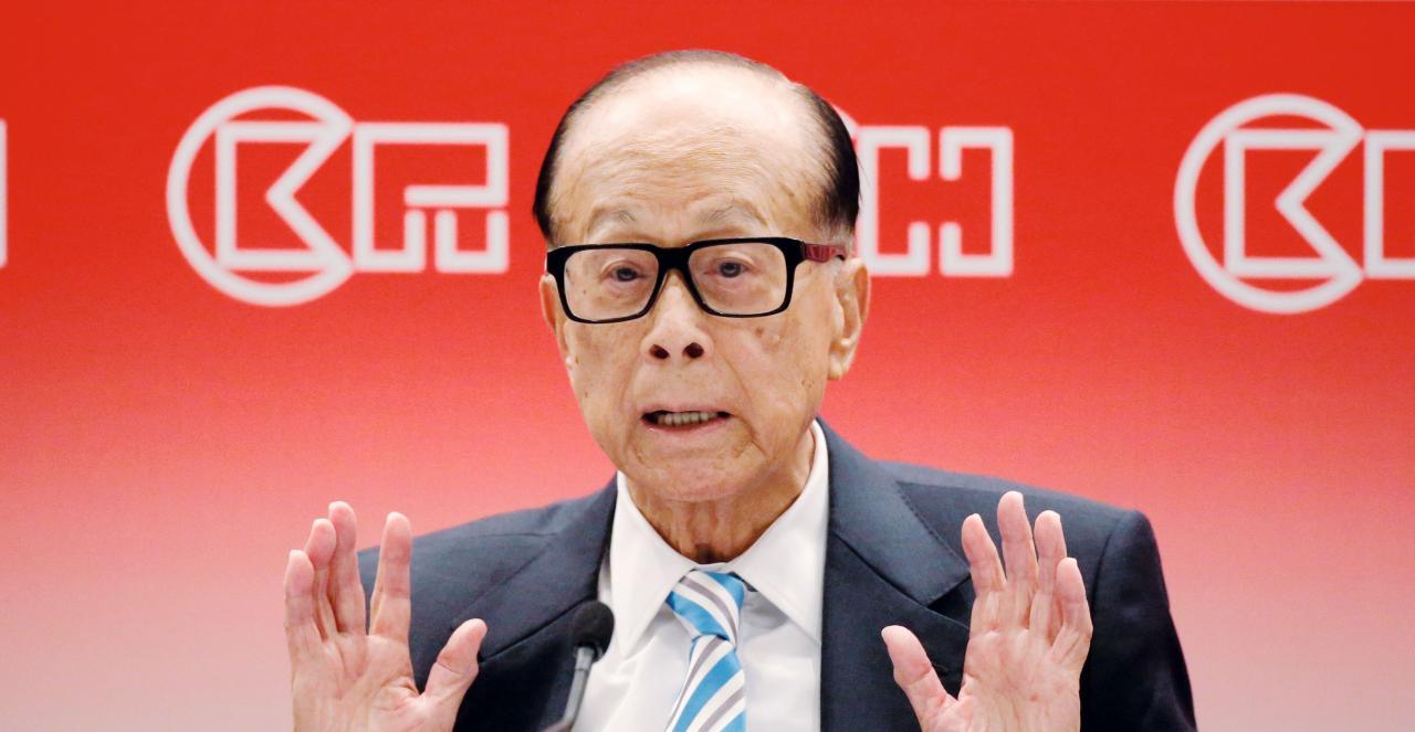 李超人肯捐身家的話,原來夠香港政府用足半年。
