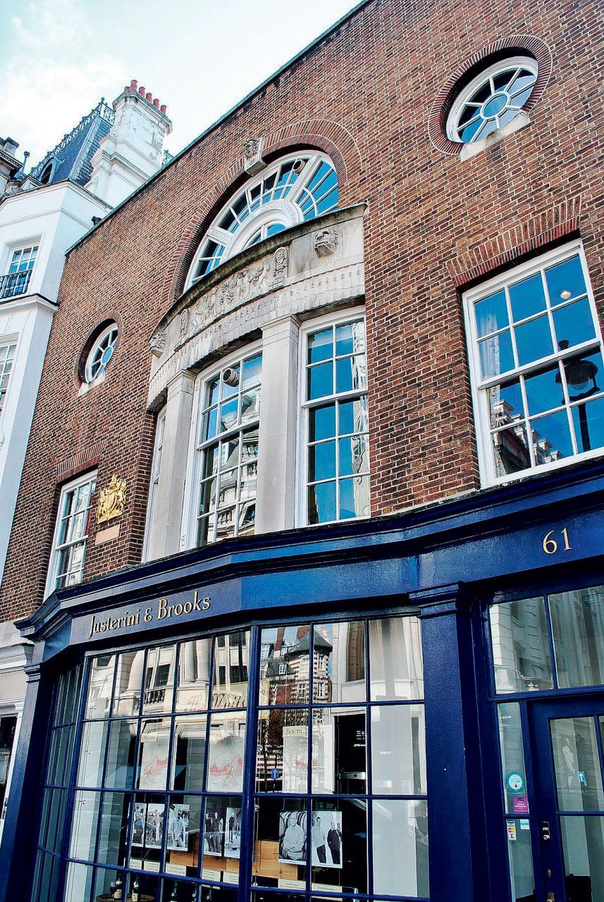 Justerini & Brooks位於英國倫敦的老舖。