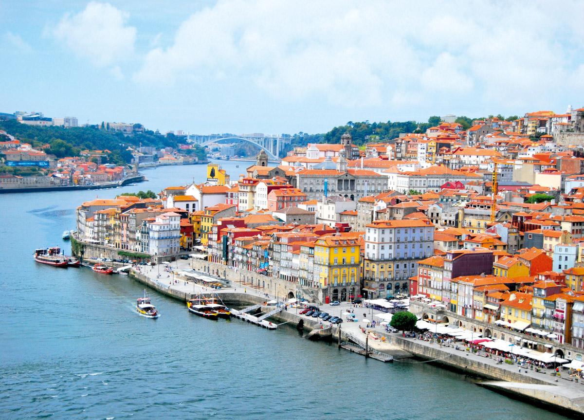 澳門可作為開拓葡語系國家市場的跳板。圖為葡萄牙城市波爾圖。