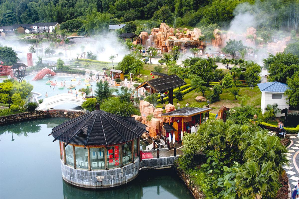 惠州山清水秀,有豐厚的旅遊資源。