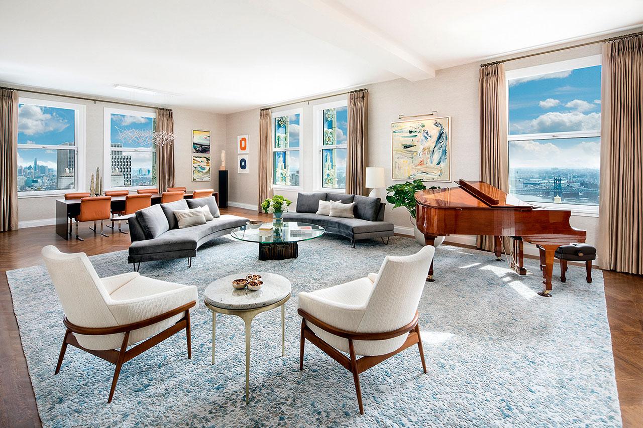 美國紐約Woolworth Tower Ressidences是品牌的獨家樓盤。