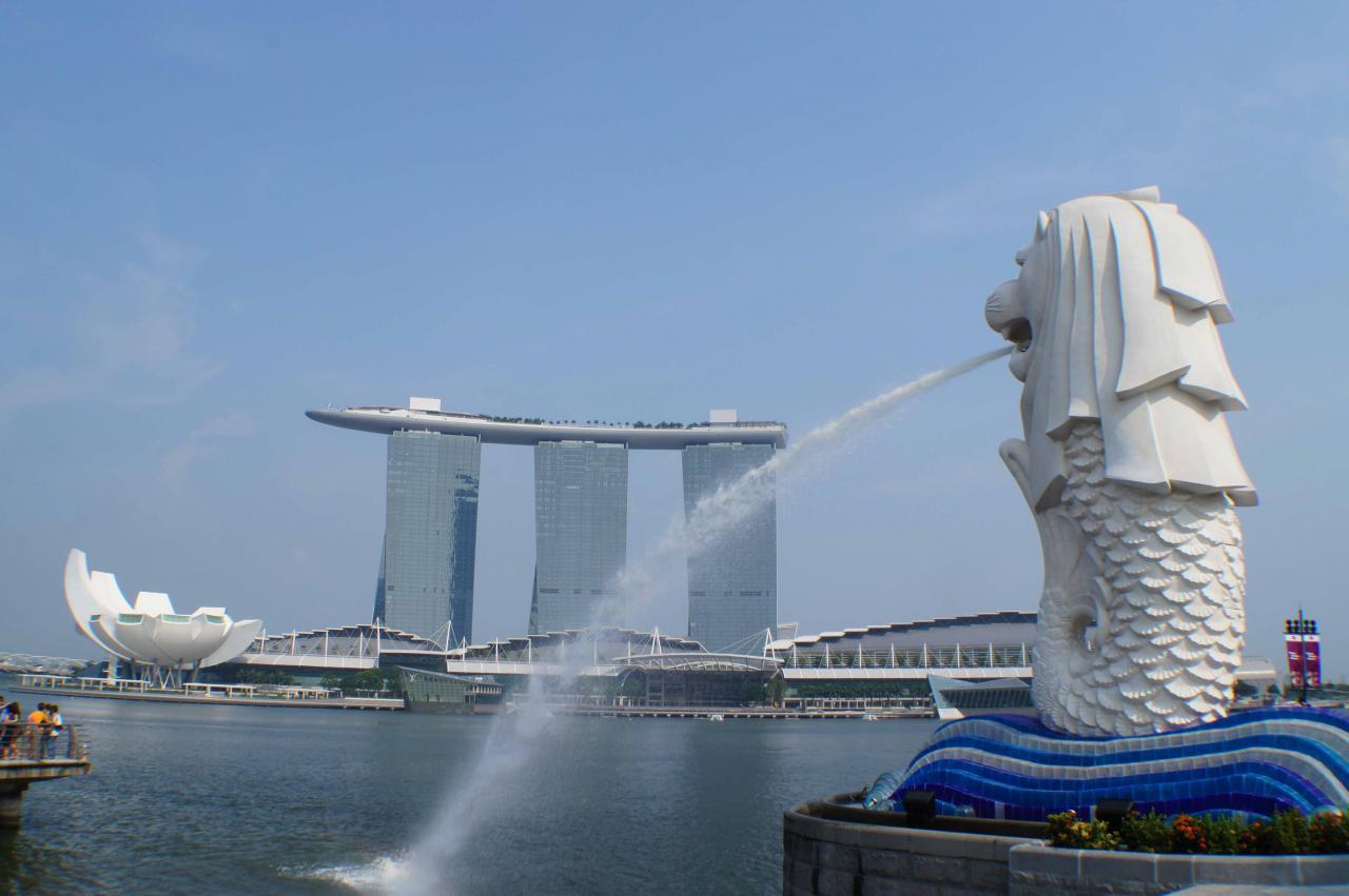 新加坡剛公布轉型藍圖,以提升金融業競爭力。