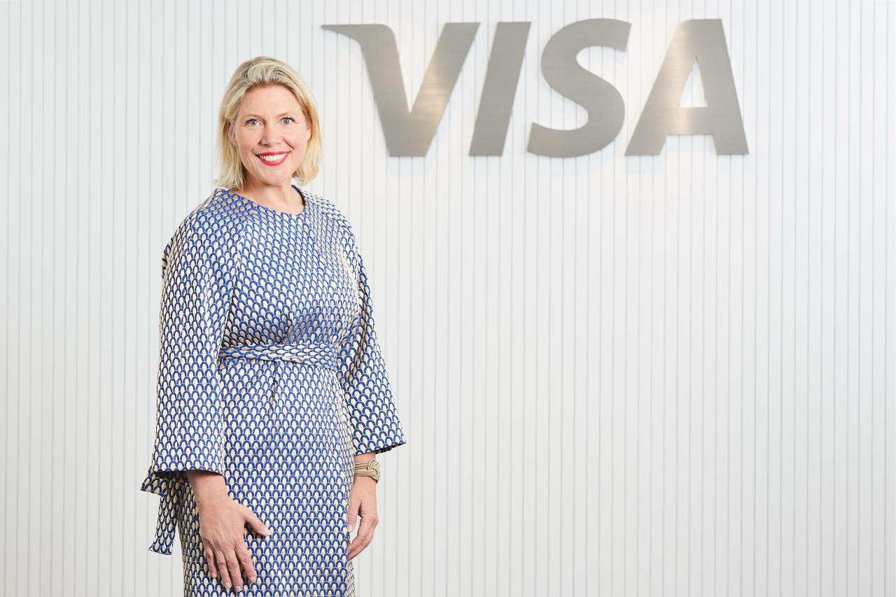 圖為Visa香港及澳門區董事總經理史美琪。