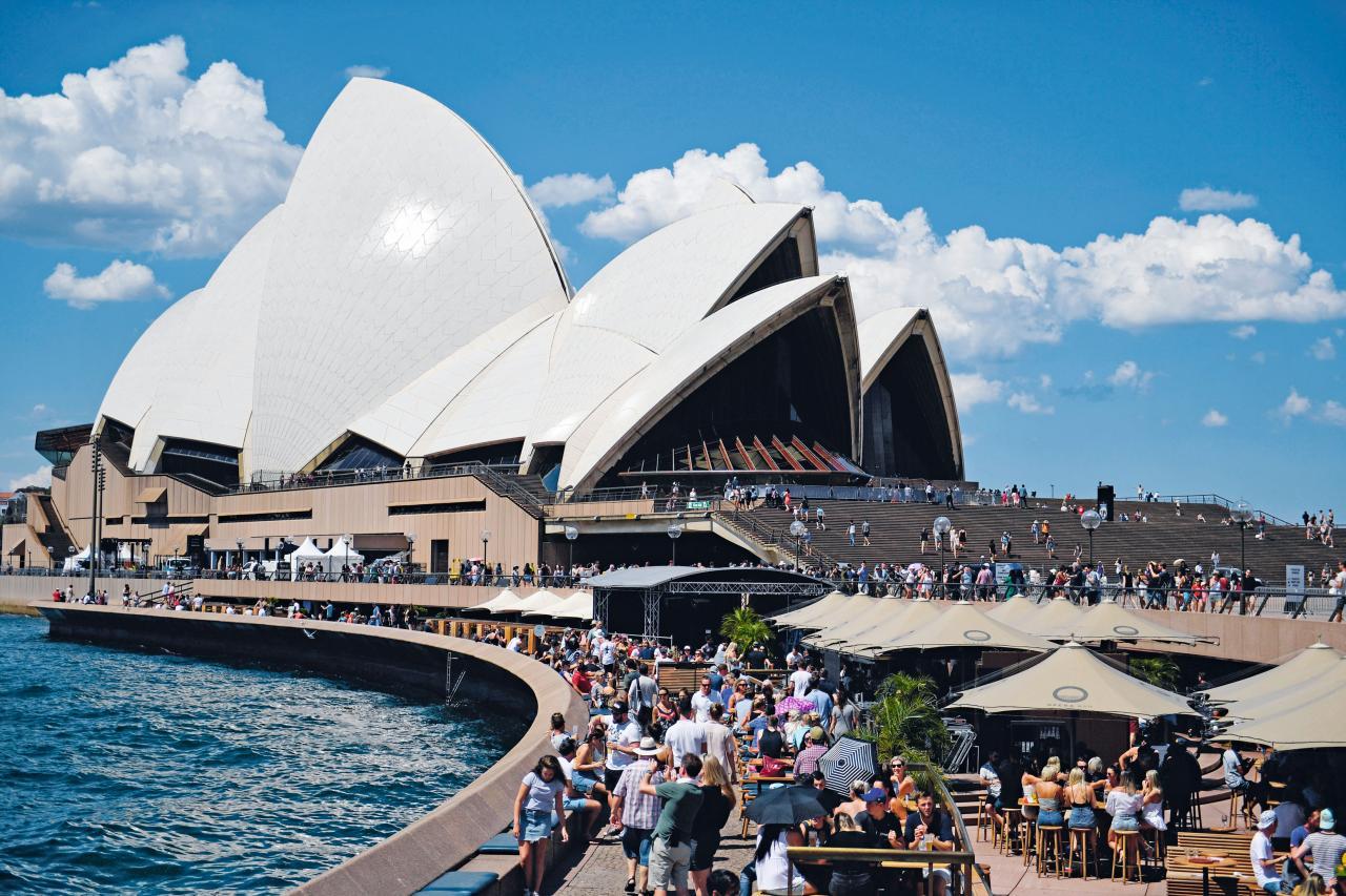 《2018年亞太區房地產市場新興趨勢報告》中,悉尼的投資和發展前景均排名第一。
