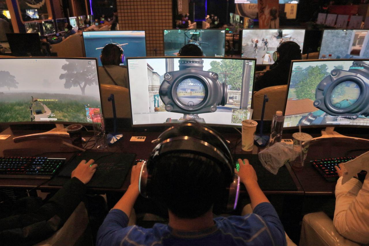 《絕地求生》在全球掀起一遍電競熱潮。
