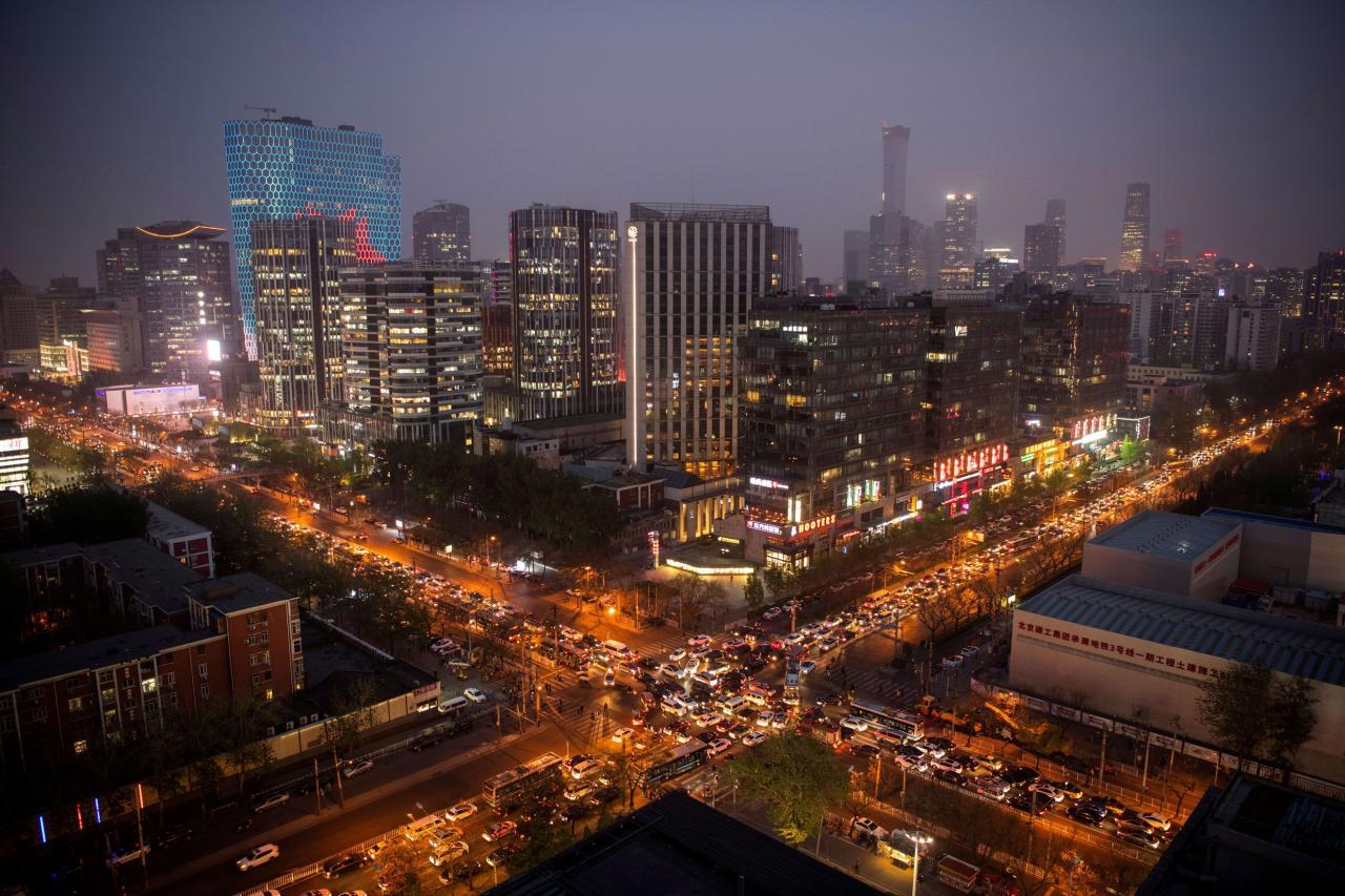 北京計畫力谷夜間經濟,以提振今年的GDP增長。