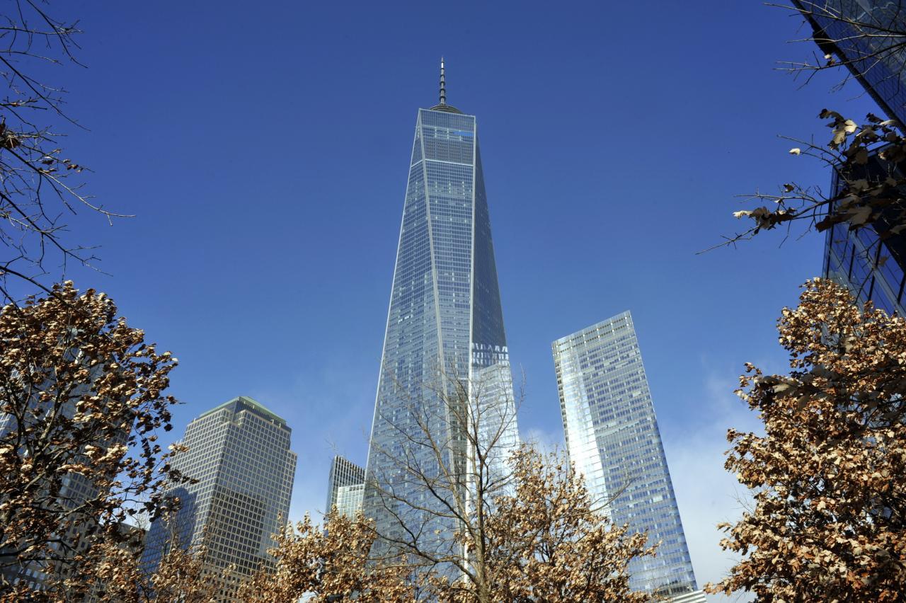 已落成及計畫興建的7幢世貿中心,都會牽動旅遊、餐飲及酒店等業務。