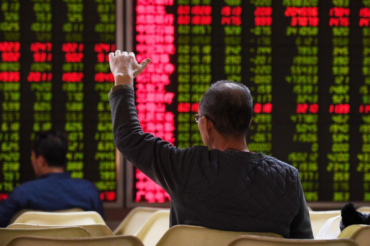 A股今年以來走勢回勇,上證於低位反彈逾兩成。
