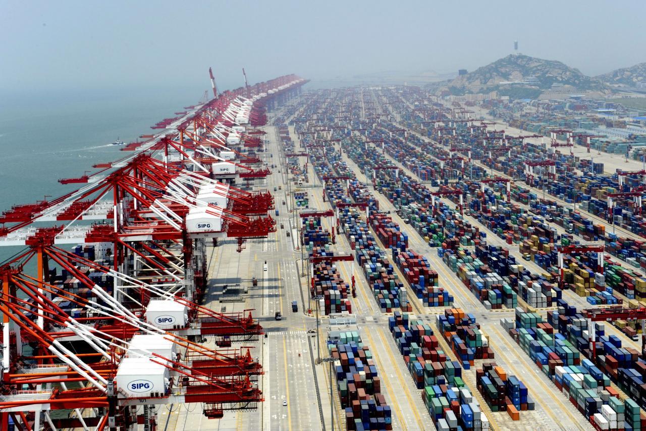 中美貿易關係再現變數,令中國經濟增長面臨壓力。