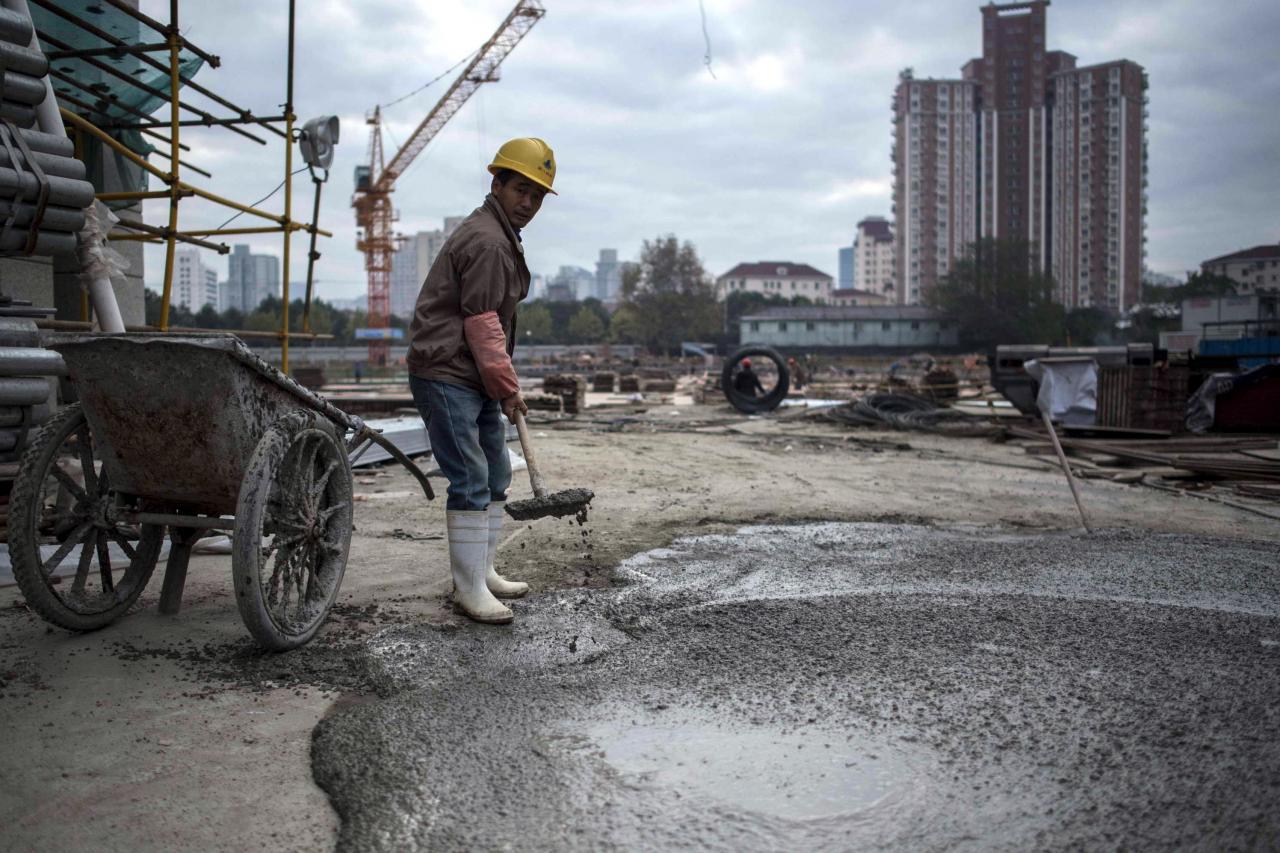 在中央積極推行供給側改革下,水泥行業去年開始復甦。
