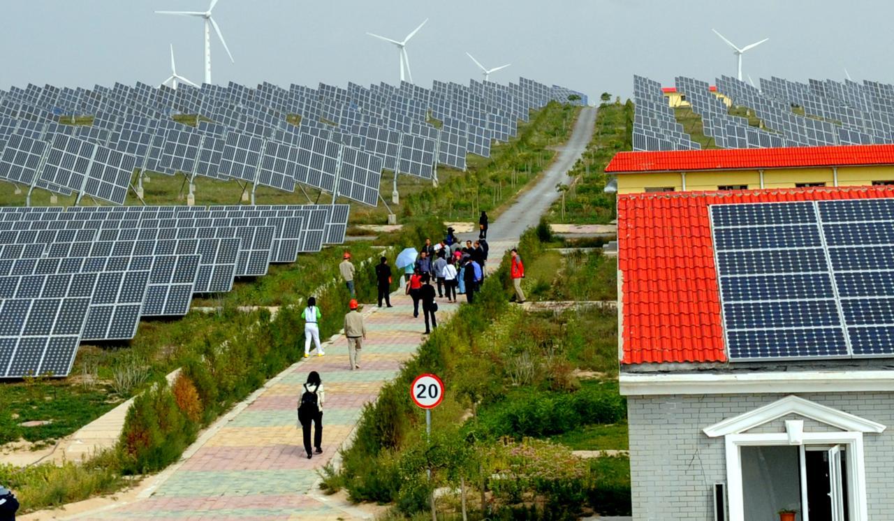 新能源是國家重要戰略發展之一。