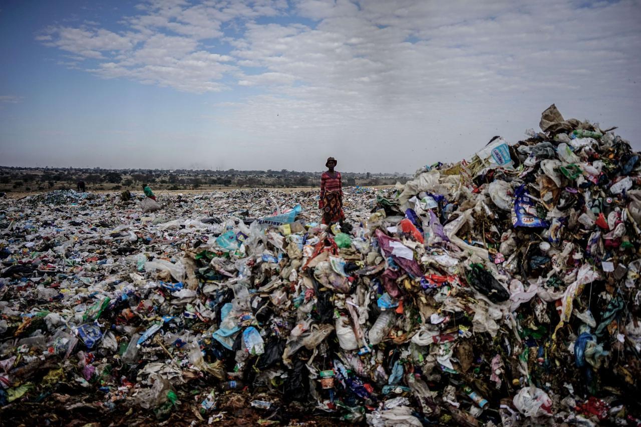 每個膠樽自行分解需時長達四百年,被廢棄的塑膠已嚴重影響到自然生態。
