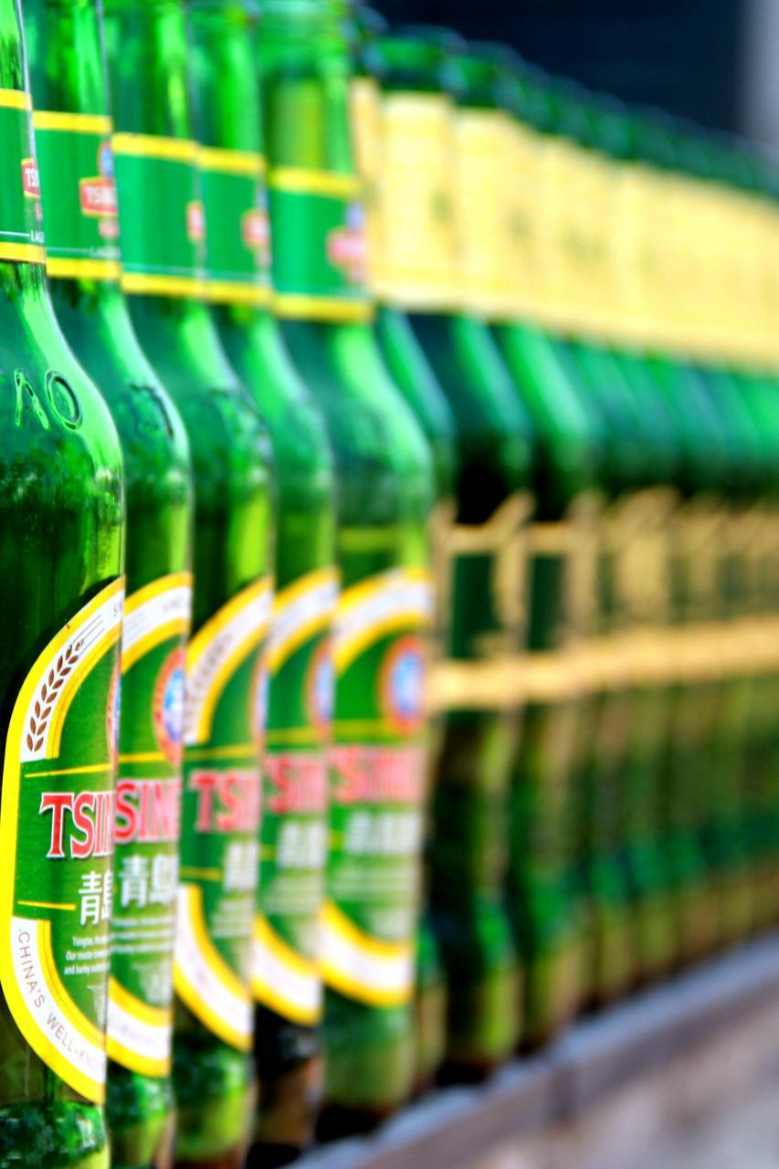 啤酒行業正處於復甦期。