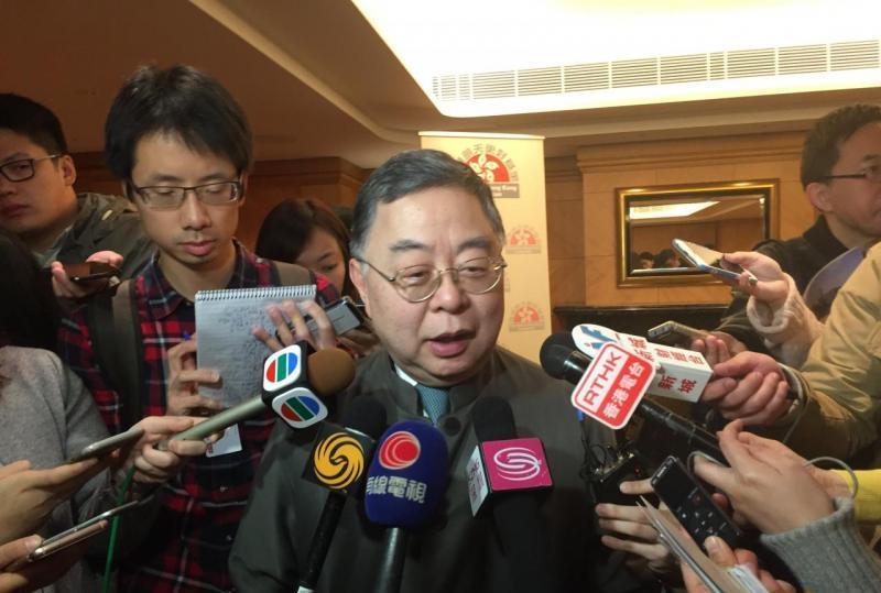 恒隆地產董事長陳啟宗表示,對於是否有興趣購入海航餘下兩幅於啟德的地皮,要視乎價錢是否合適。
