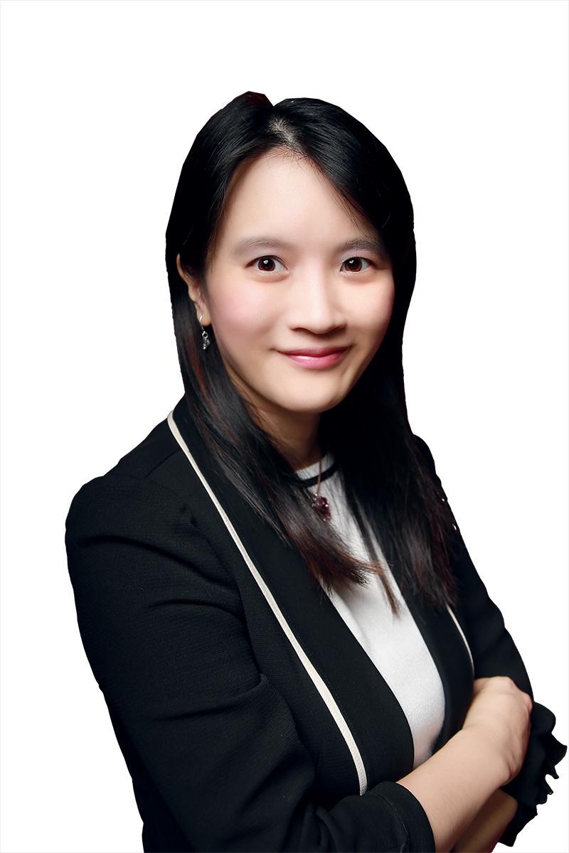 黃麗芳 「前海國際聯絡服務總經理」「 互聯網專業協會副會長」