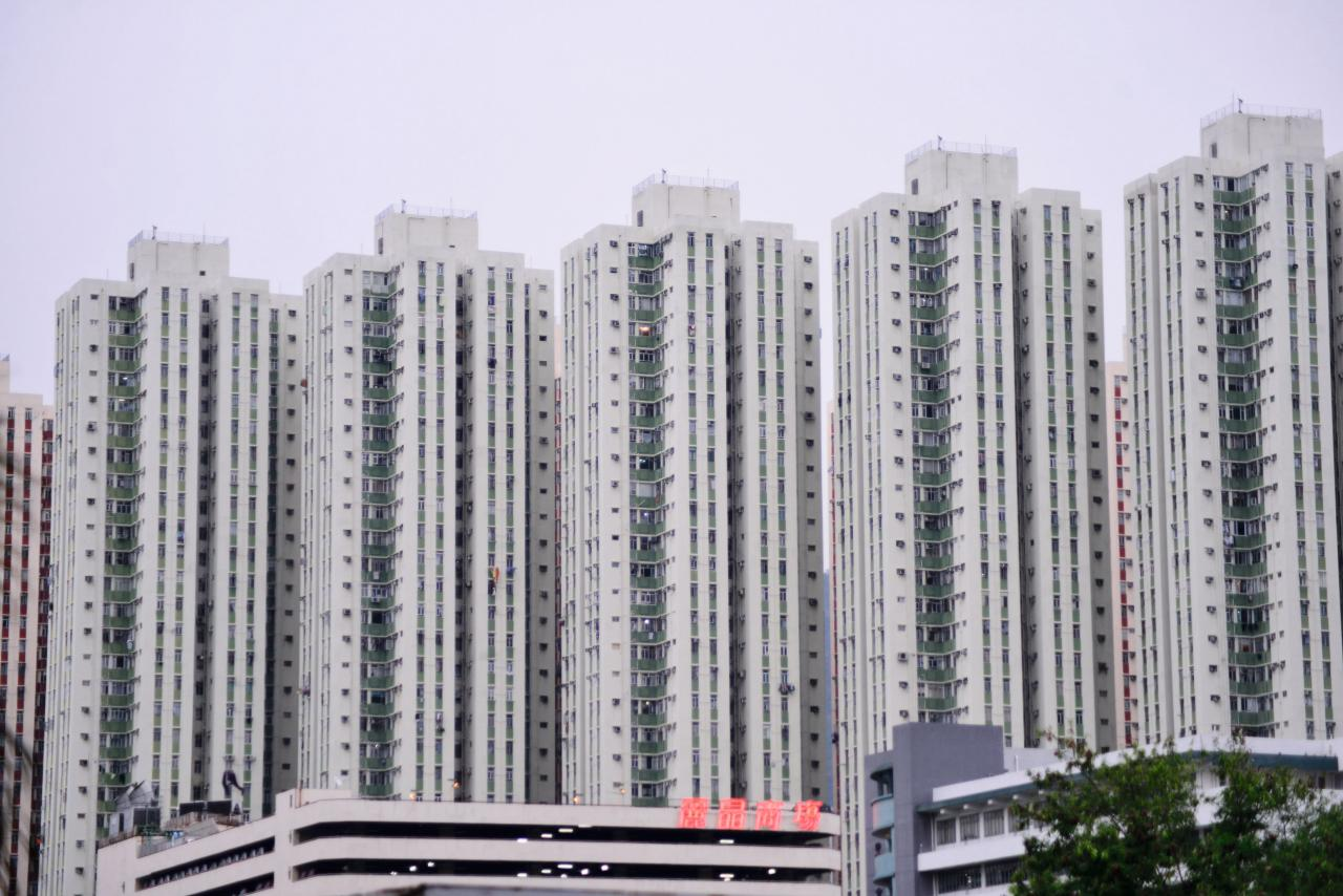 4月成交最多二手居屋屋苑為九龍灣麗晶花園。