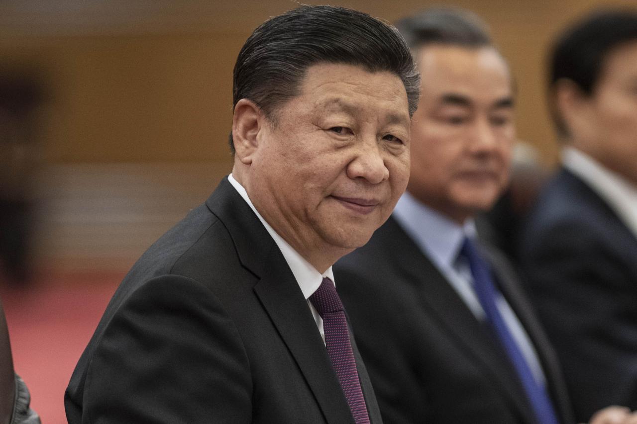 習近平發表紀念中國改革開放四十週年講話時重申,必須堅持擴大開放,支持多邊貿易體制。