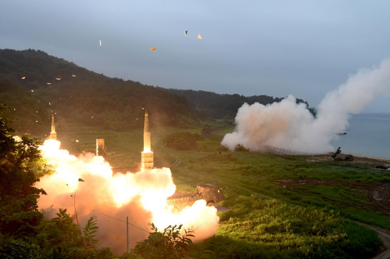 報告指北韓的核武威脅過去兩年沒有任何改變。