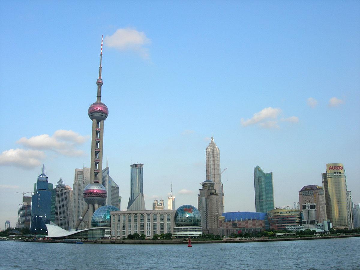上海的排名亦上升了。