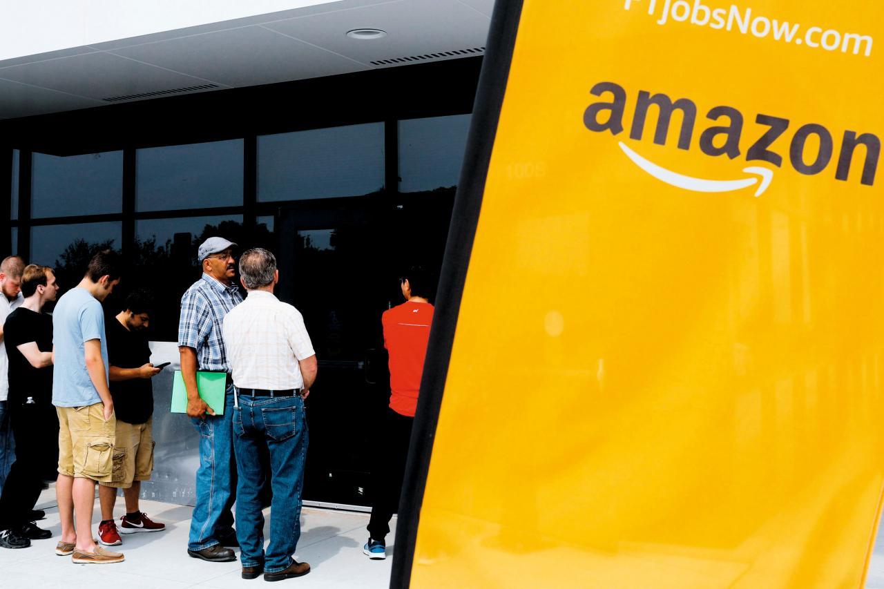 亞馬遜無論從市值到業務,均威脅到谷歌。